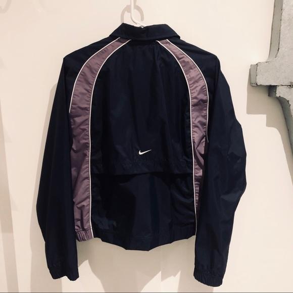 Nike Button-Up Windbreaker